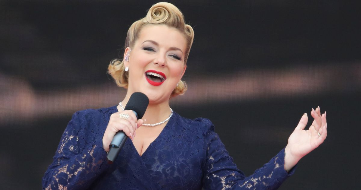 Sheridan Smith admits she doesn't know if she could cope with being a mum