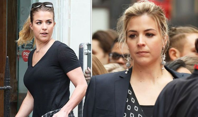 Gemma Atkinson: Gorka Marquez's girlfriend REPLACED as pregnant star moves on in new role