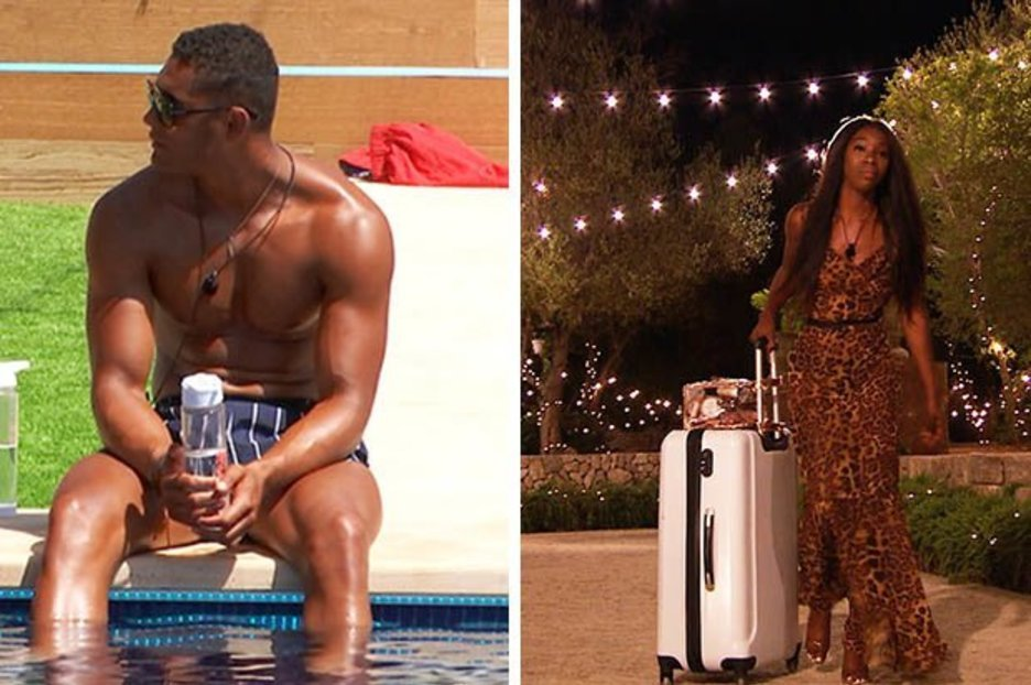 Love Island fans raging after spotting Danny's subtle dig at Yewande before dumping her