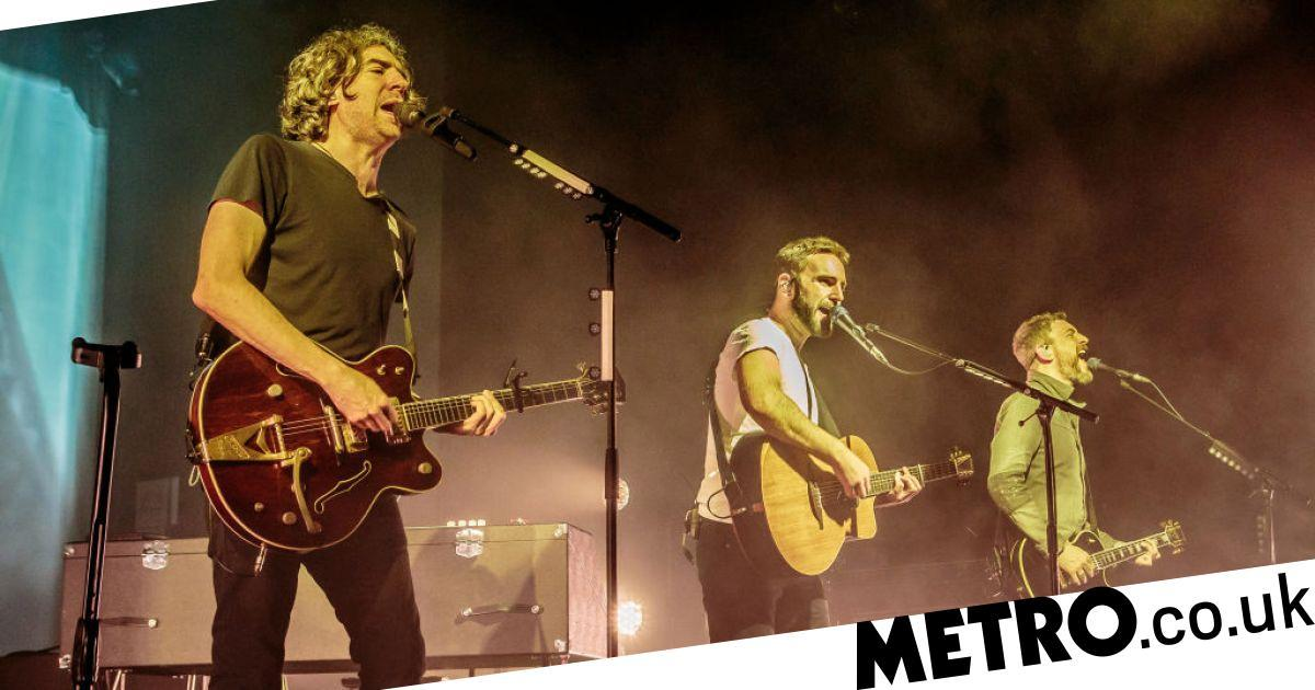 Snow Patrol pulls out of Glastonbury over Johnny McDaid's neck surgery