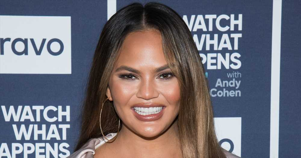 Chrissy Teigen's Secret for a Sparkling Smile Is This Top-Rated Toothbrush