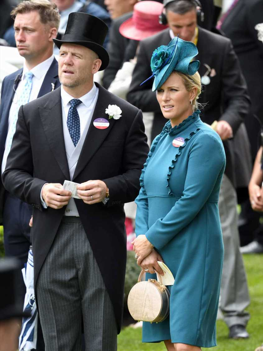 Here's why the Queen 'prefers' Zara and Mike Tindall to William and Kate