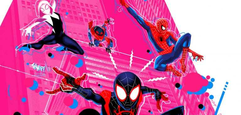 Cool Stuff: Incredible 'Spider-Man: Into The Spider-Verse' Art Show At Gallery Nucleus – /Film
