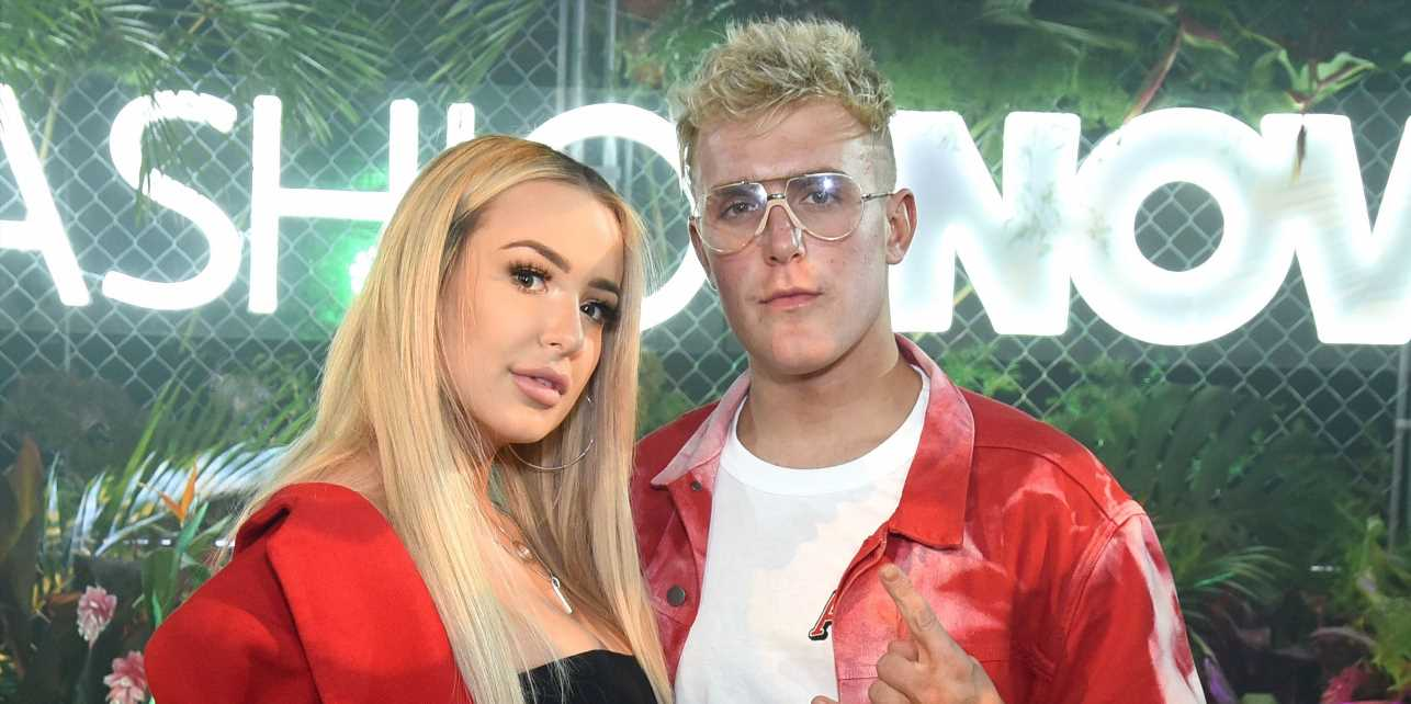 There's Video Evidence That Tana Mongeau and Jake Paul Faked Their Engagement