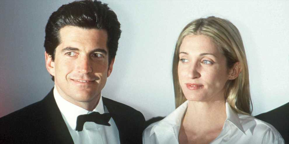 Never-Before-Seen Footage of JFK Jr. and Carolyn Bessette's Wedding to Air in a New Documentary