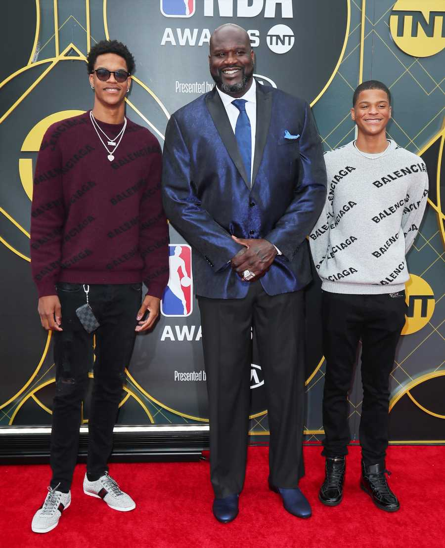 Hollywood Meets Hoops! See All the Stars Who Turned Out for Monday Night's NBA Awards