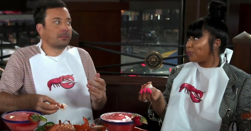 Why Nicki Minaj Got Fired from Red Lobster, As She Gets Redemption on 'Tonight Show'