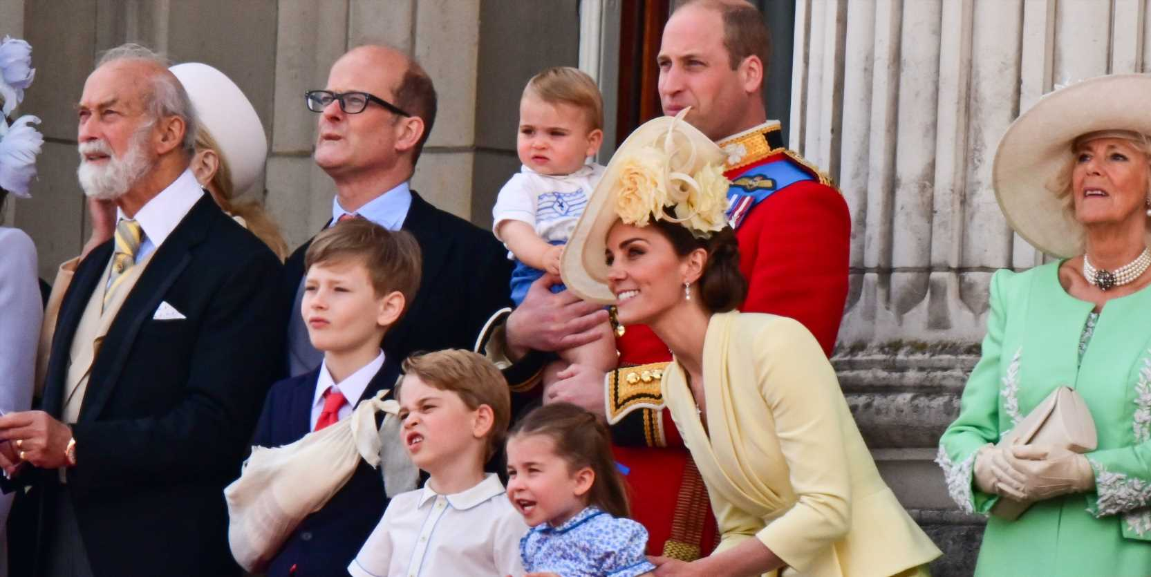 Prince George and Princess Charlotte Love Taking Photos with Kate Middleton