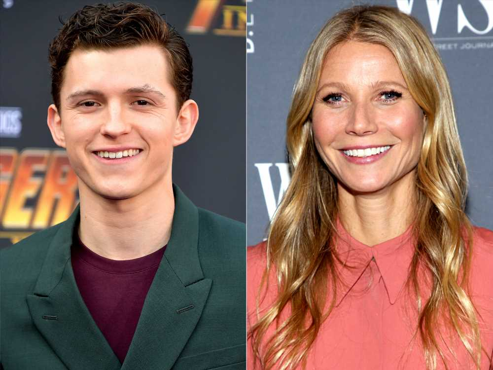 Tom Holland Jokes It 'Breaks My Heart' Gwyneth Paltrow Forgot Working with Him in Spider-Man
