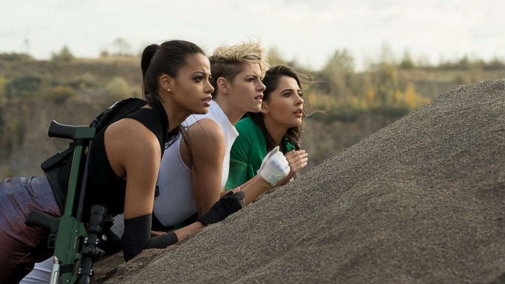 New 'Charlie's Angels' trailer is girl-power-fest and we're here for it