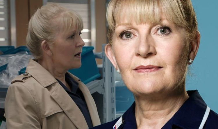 Casualty spoilers: Duffy forced to make difficult decision after dementia worsens