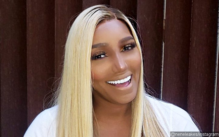 Cheerful NeNe Leakes Looking Gorgeous After Hair Makeover