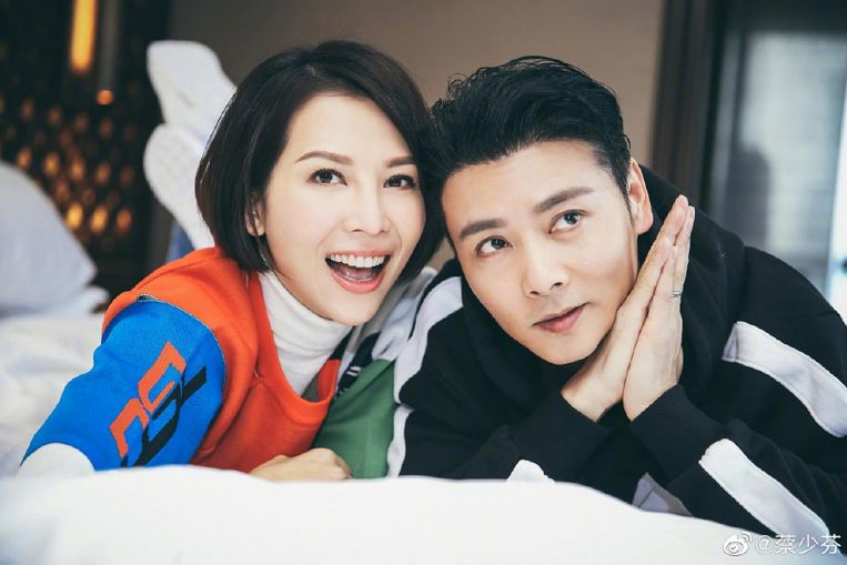 Ada Choi and Max Zhang expecting their third child