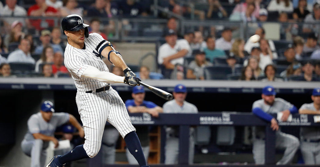 Yankees Hit Home Run in 27th Straight Game, Tying Major League Record