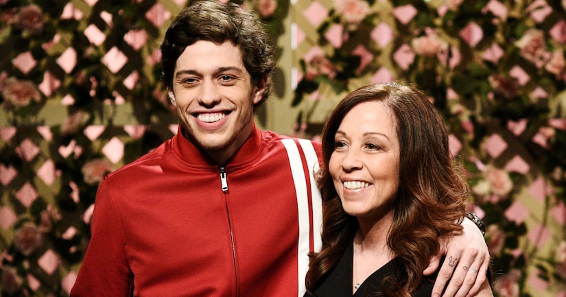 Pete Davidson Urges Someone to 'Slam' His Widowed Mom: 'At This Point, I Might F–k Her'