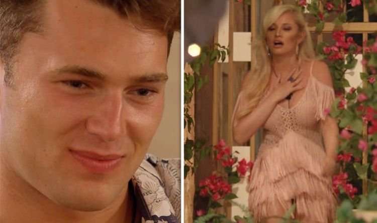 Love Island 2019: Who did Curtis pick on Love Island? What was Amy's reaction?