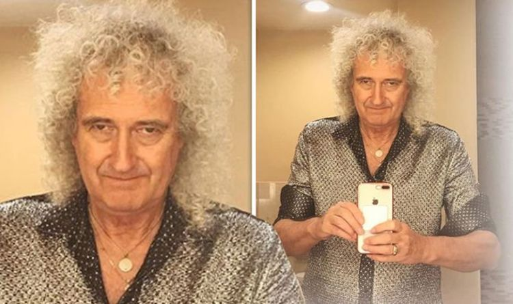 Queen: Brian May reveals 'train wrecks and final arguments' ahead of new tour