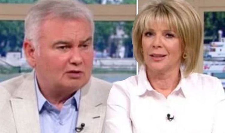 ITV This Morning: Eamonn Holmes reveals the row he almost split with Ruth Langsford over