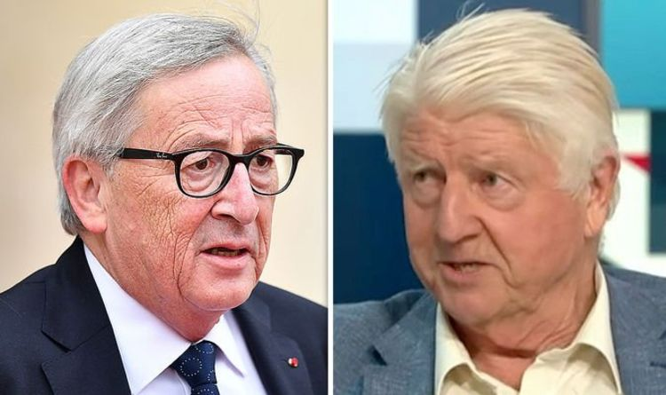 Stanley Johnson points out biggest 'irony' in Brexit negotiations – 'At the crunch point'