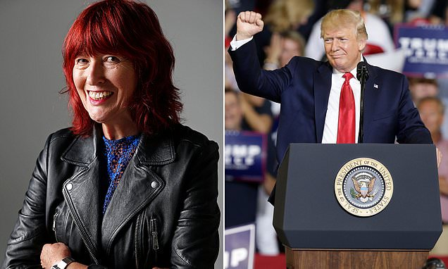 JANET STREET-PORTER: Trump knows what he's doing with the race card