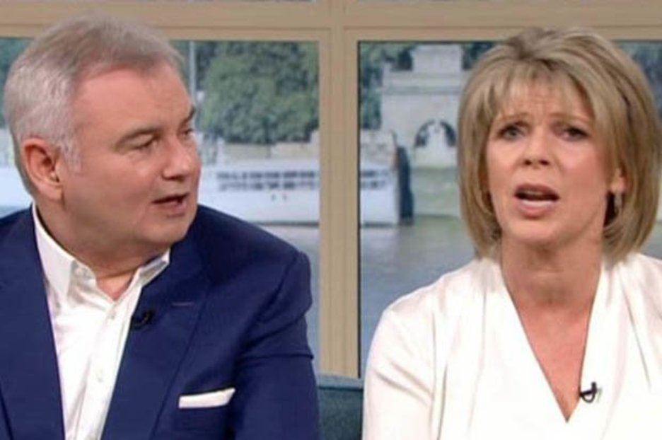 This Morning's Ruth Langsford caught in awkward Love Island gaffe