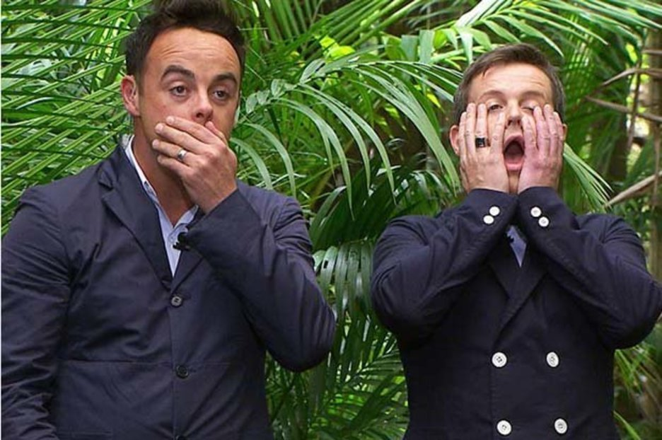 David Walliams threatens to post 'fully nude' Ant and Dec photo