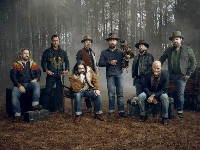Zac Brown Band Previews New Album 'The Owl' With Piano Ballad 'Leaving Love Behind'