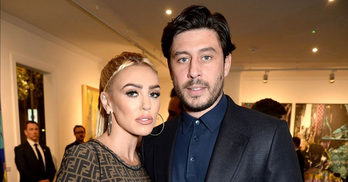 Petra Ecclestone blows £15million on wedding to car salesman boyfriend