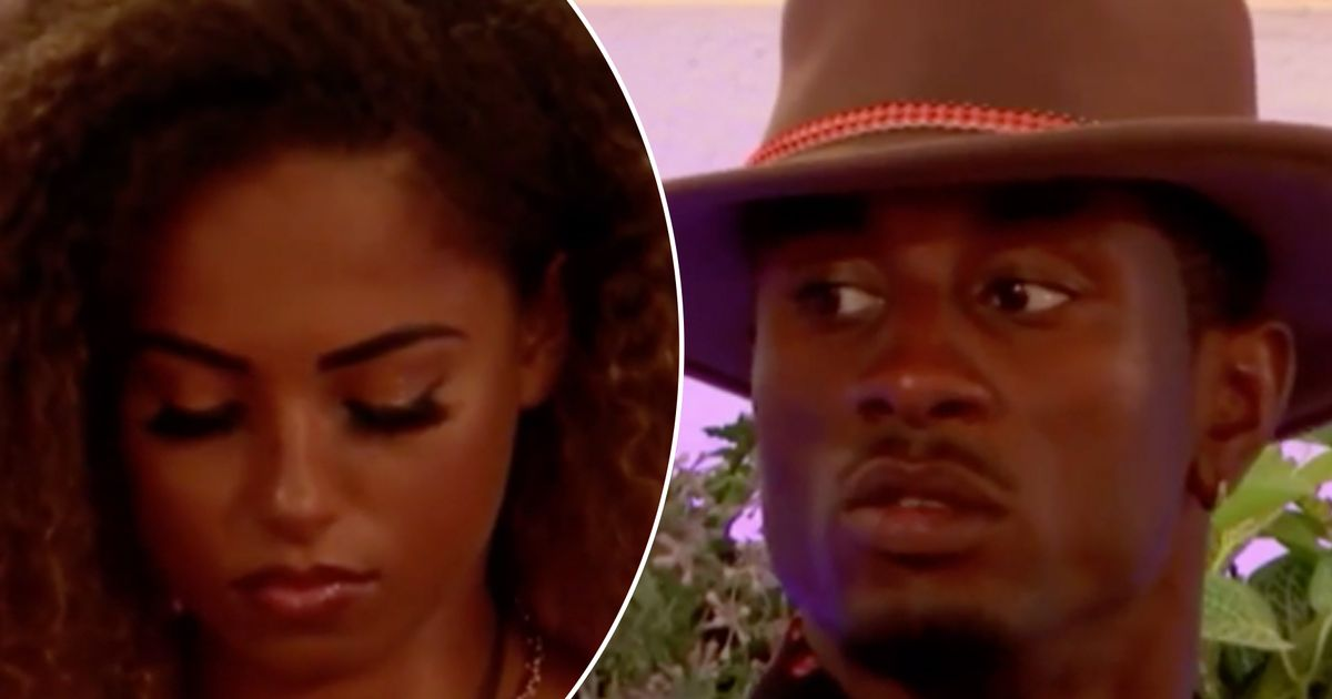 Love Island: Ovie WARNS Amber that Michael will 'shatter her heart' as recoupling looms