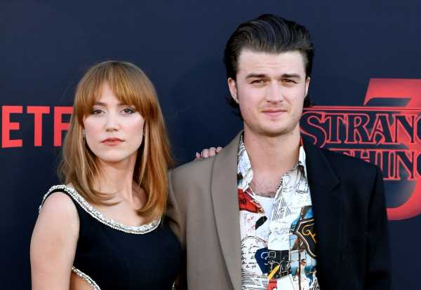 Who Is Joe Keery Dating? The 'Stranger Things' Actor's Girlfriend Is A Total Star