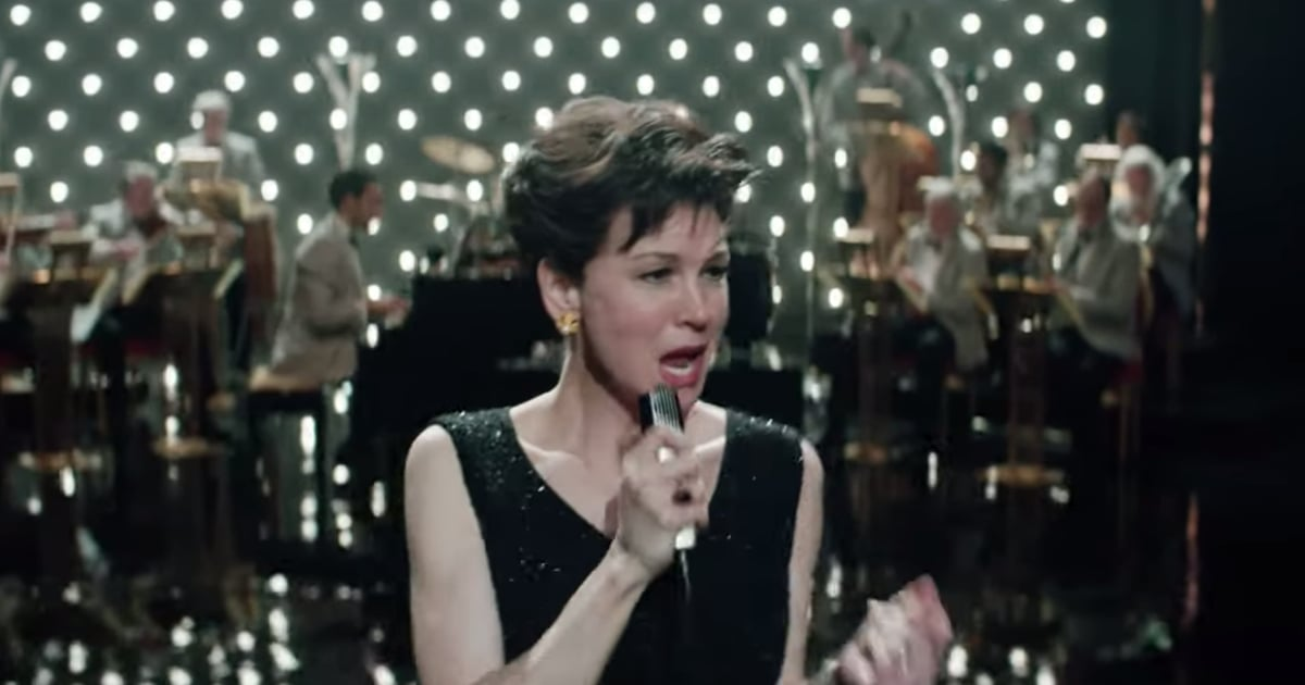 Renée Zellweger Takes Us Over the Rainbow in New Trailer For the Judy Garland Biopic