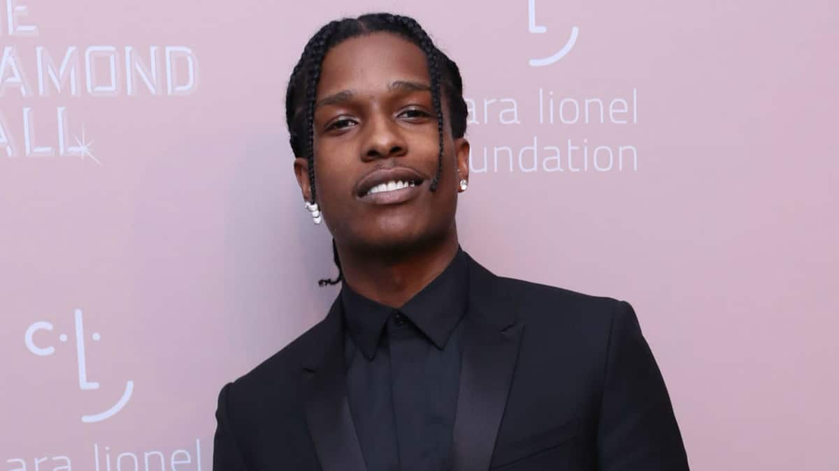 ASAP Rocky arrested for assault in Sweden: Watch video of the street fight