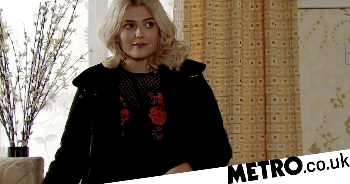 Corrie star speaks out about Lucy Fallon's exit as Bethany