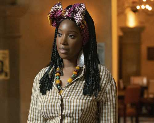 Ashley Blaine Featherson Found 'Dear White People' Fans in These Surprising Places