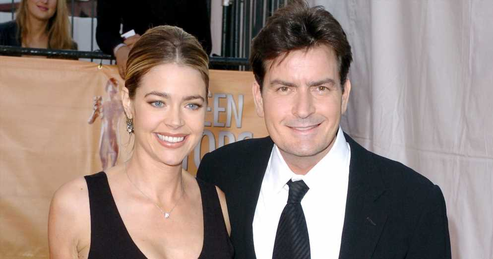 Everything Denise Richards Said About Ex Charlie Sheen on 'RHOBH' Reunion