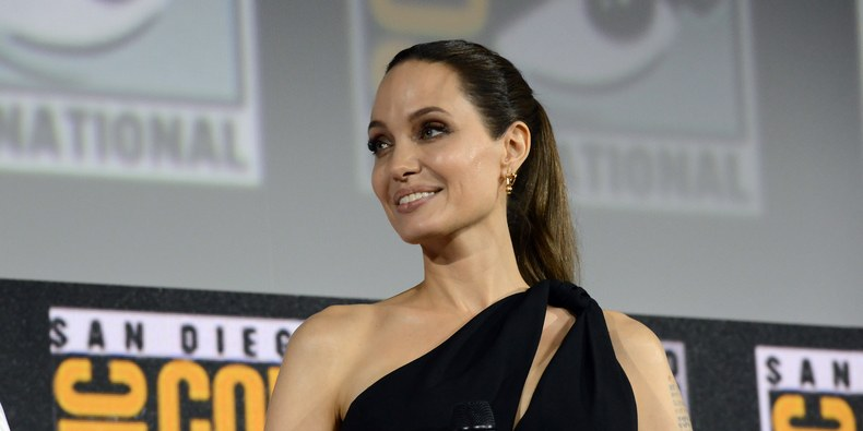 Comic Fans are Upset About Angelina Jolie's Marvel Character Casting