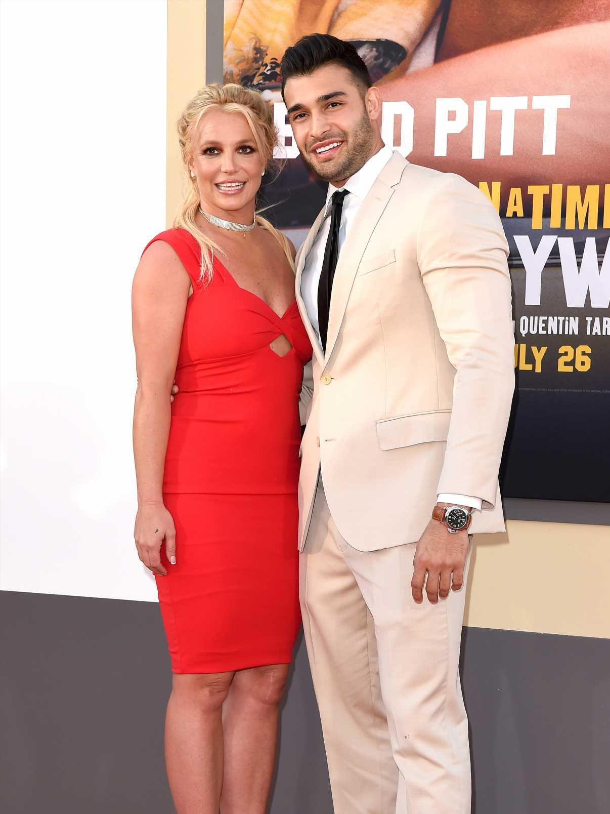 Is Britney Spears engaged? Singer sparks rumours at film premiere
