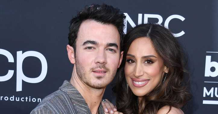 Kevin Jonas to Wife Danielle on 10th Engagement Anniversary: I'm 'So Lucky'