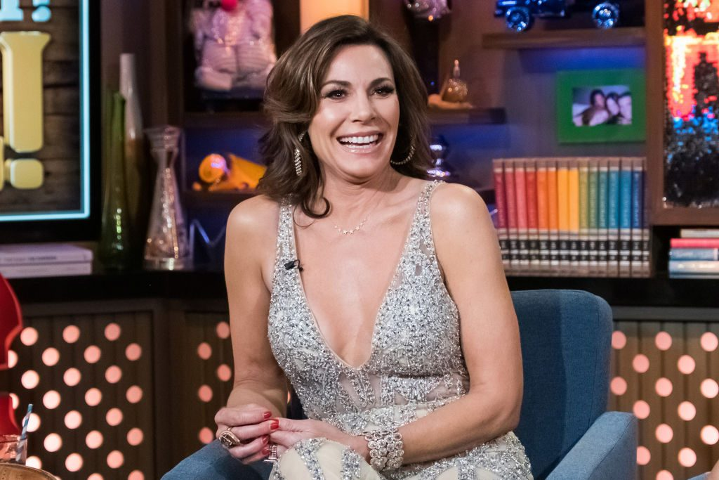 'RHONY:' Luann de Lesseps Admits Remaining Sober This Season Was Difficult