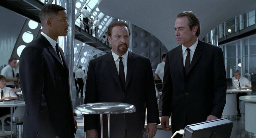 18 Things You Never Knew About 'Men in Black'