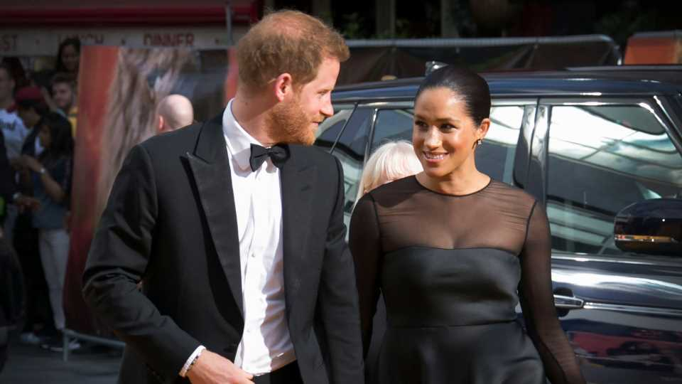 Meghan Markle Got Archie the Perfect Gift from 'The Lion King' Premiere