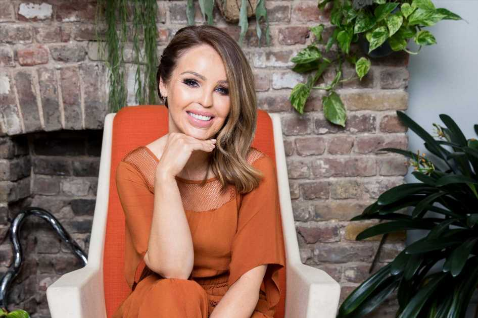Katie Piper looks incredible as she launches stylish new fashion collection with Want That Trend