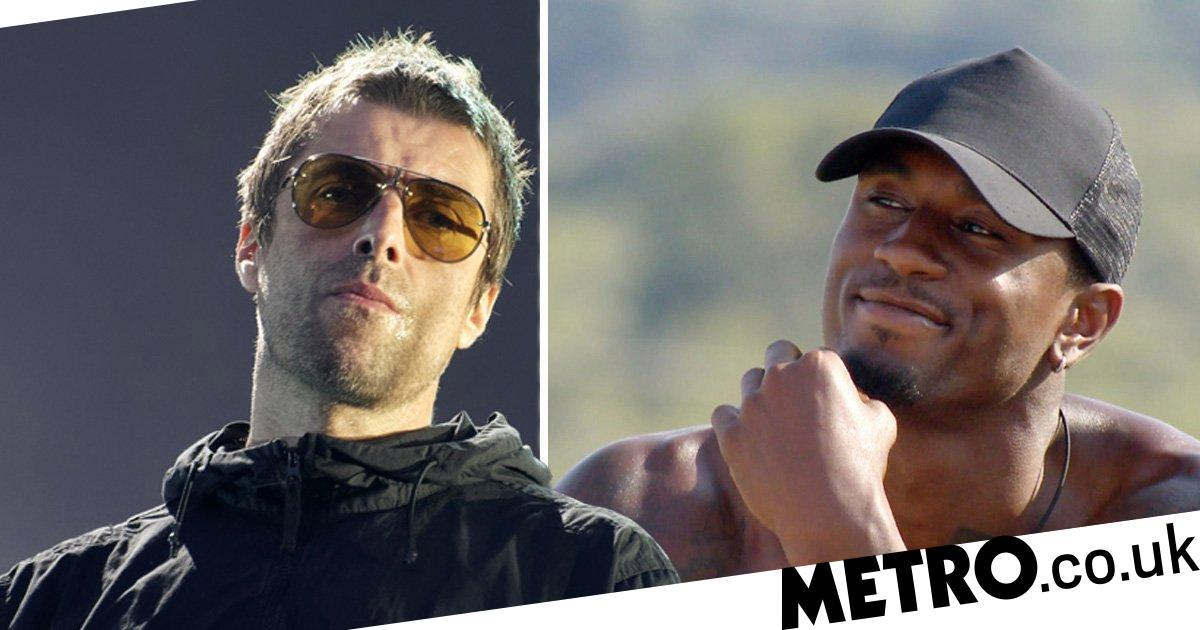 Liam Gallagher is backing Love Island's Ovie Soko and same