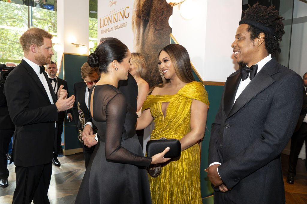 Meghan Markle Has Always Been A Fan Of Beyoncé and Her Old Instagram Account Proves It