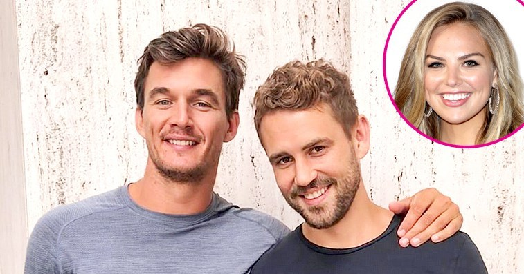 Nick Viall Jokes About Hanging in Windmill With Tyler C., Hannah Chimes in