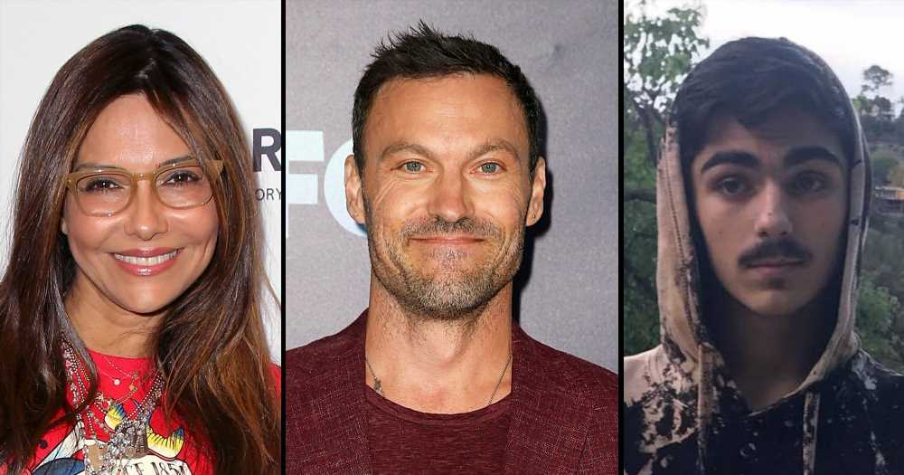 Vanessa Marcil: I'm 'Grateful' Brian Austin Green and Son 'Are Coming Back Together'