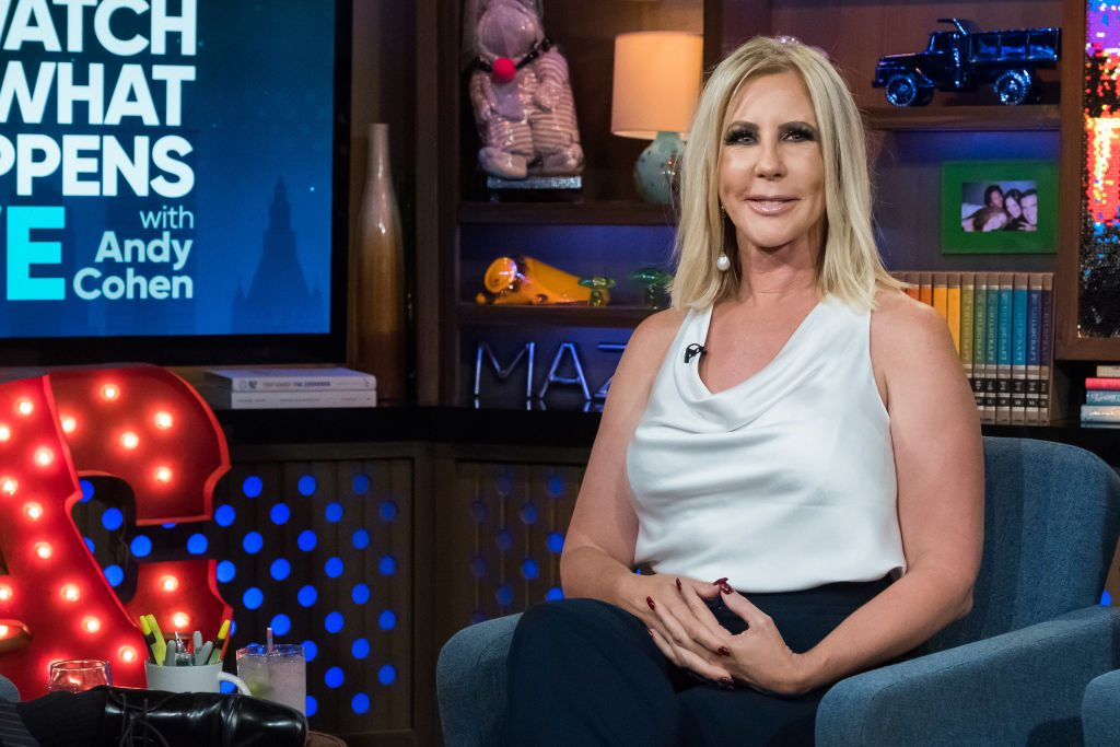 'RHOC': How Vicki Gunvalson Is Reacting to the Announcement of Her No Longer Being a Full-Time Star