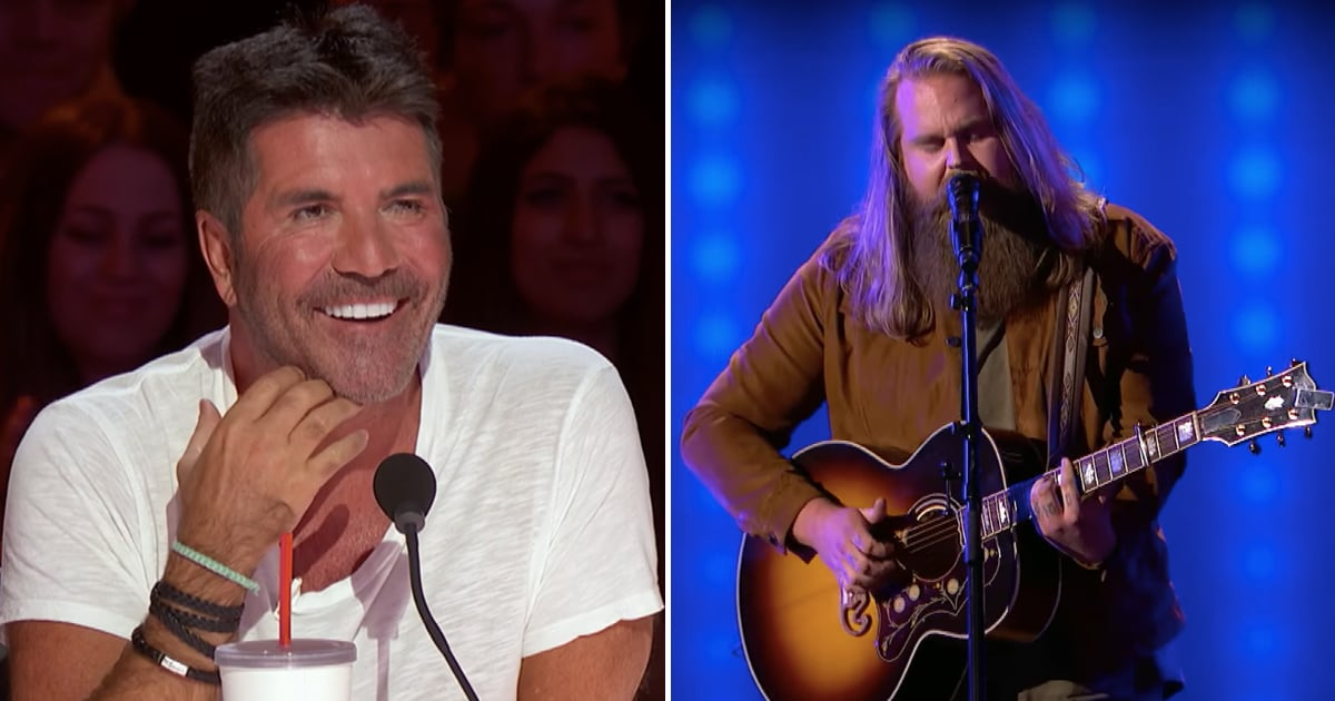 AGT: Chris Kläfford's Original Song Impressed Simon Cowell Even More Than His Audition