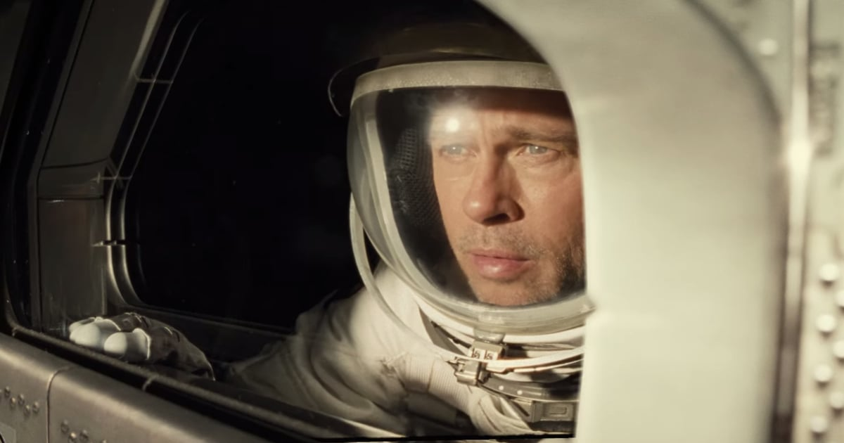 The Fate of the Solar System Is in Brad Pitt's Hands in the New Trailer For Ad Astra