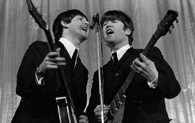 What Terrified Paul McCartney About the Beatles' First Recording Session